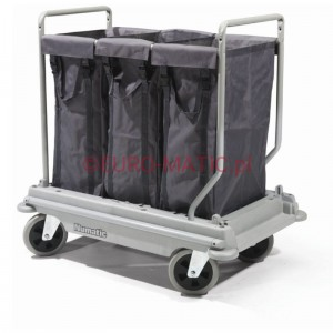 Numatic NB 3003 Nu-Bag Systems wózek hotelowy