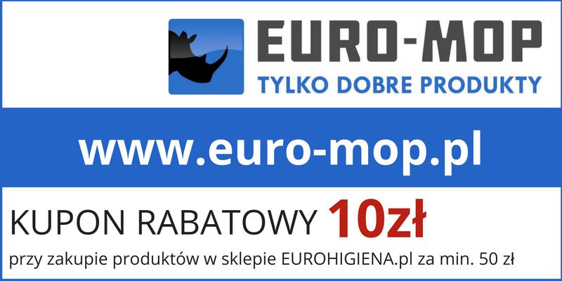 kupon euro-mop za odkurzacz Numatic HET160